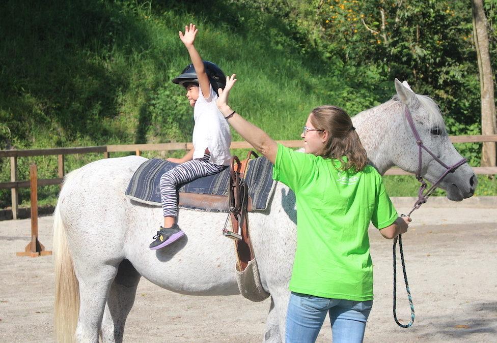 Por amor a los caballos